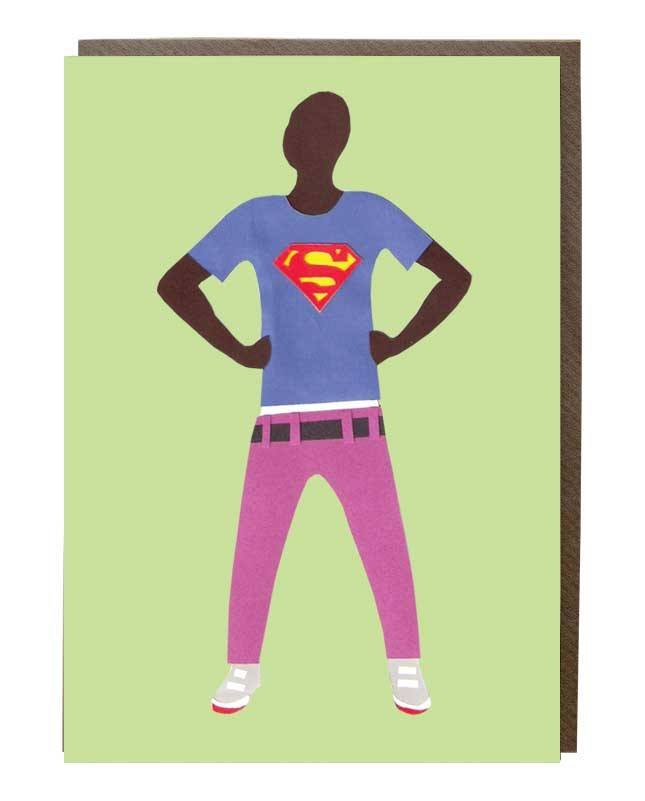 super boy card Sweet Design Studio
