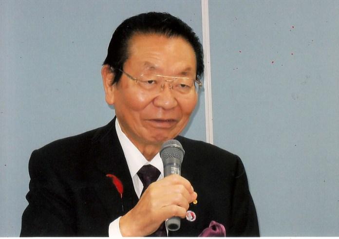 全日本塩販売協会 松澤会長