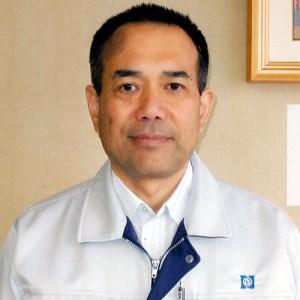 ナイカイ塩業 取締役製塩部長 合田康秀氏