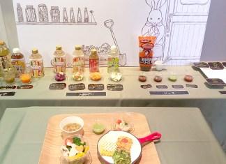 ベジ焼そばやスムージーなど野菜を使ったメニューを展開(広島 LECT)