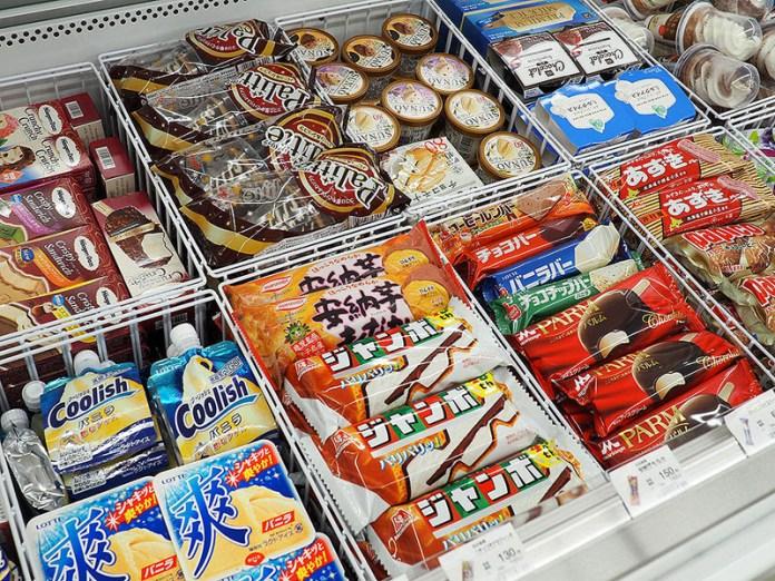 アイスクリーム 売上減 201708