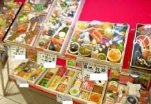 東武百貨店(年末 おせち商戦)
