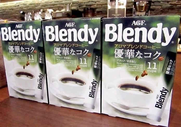「ブレンディ®」新商品の1つ「アロマブレンドコーヒー 優雅なコク」はインスタントコーヒーに華やかな香りやコクを高めるアロマを加えたコーヒー