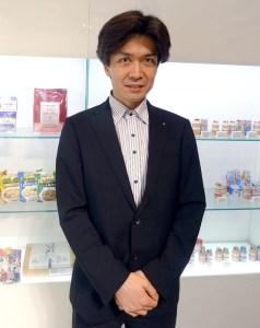 山田勝土室長(ヤクルト本社)