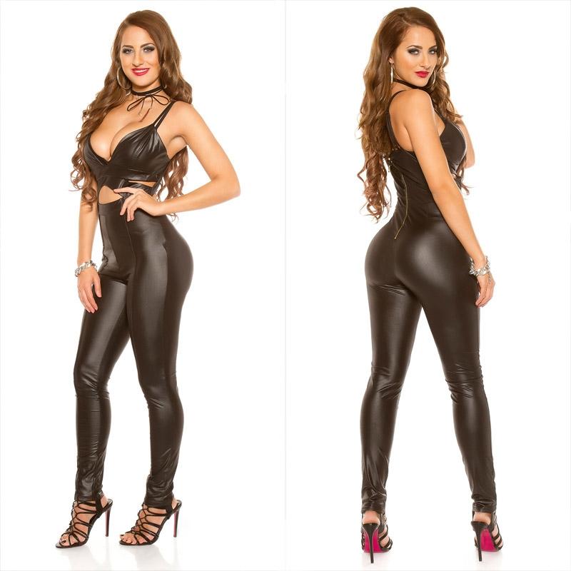 5ff624ac9aea Wetlook jumpsuit from KouCla - Sholox Online Womens Store