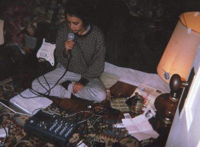 Katie Benett, en su faceta de solista