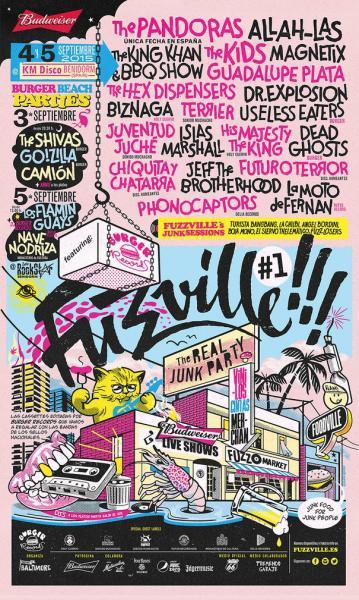 Fuzzville!!!