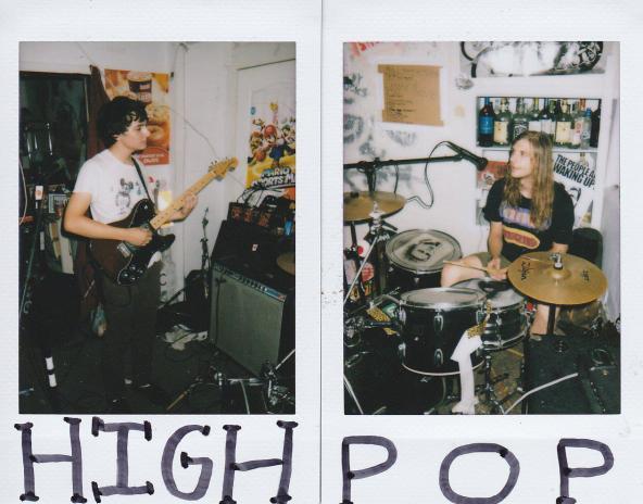 High Pop, de estreno con Love letter