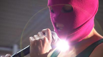 Frame del documental // Facebook de PS: A Punk Prayer