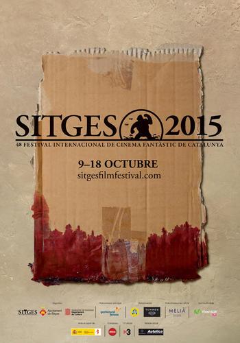 Cartel de Sitges 2015