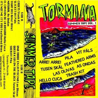El cassette de Tormina, publicado en julio