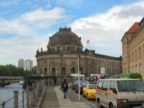 אי המוזיאונים, ברלין