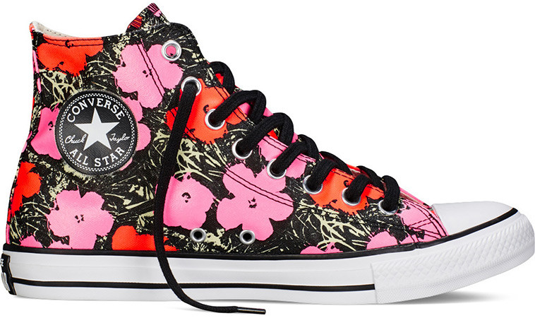 Converse Chuck Taylor All Star Flowers W