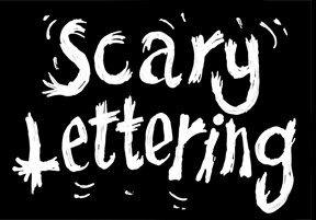 scaryLetteringSmall