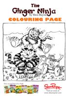 GingerNinja-Colouring-Sheet