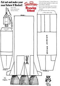 SaturnVCutOutRocket