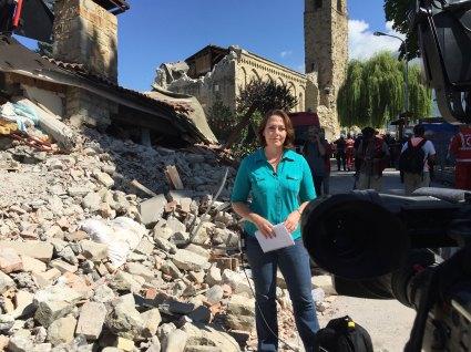Italy Quake AJE