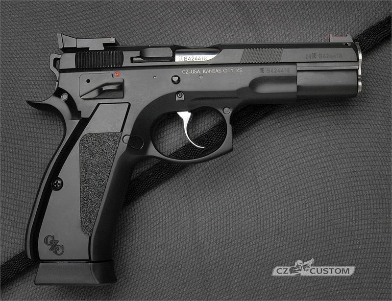 CZ 75 ACCU Shadow LITE 9mm Black