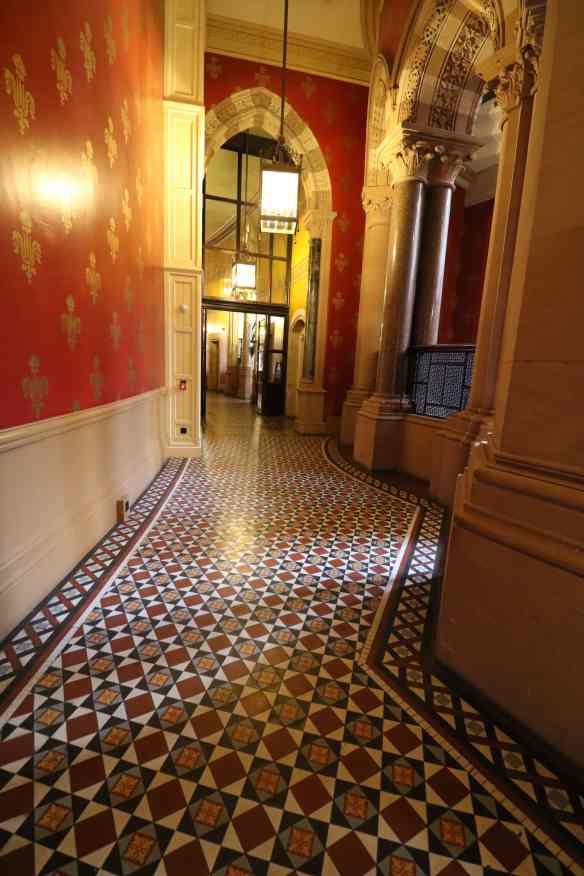 Chambers Wing Corridors