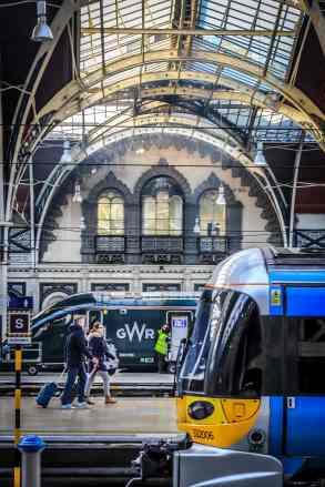 Paddington Railway Station
