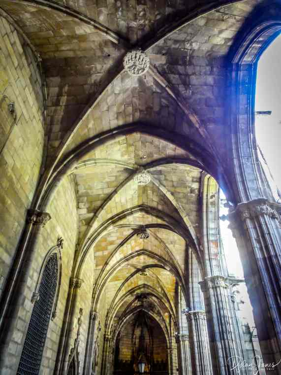 Exploring Barcelona Cathedral