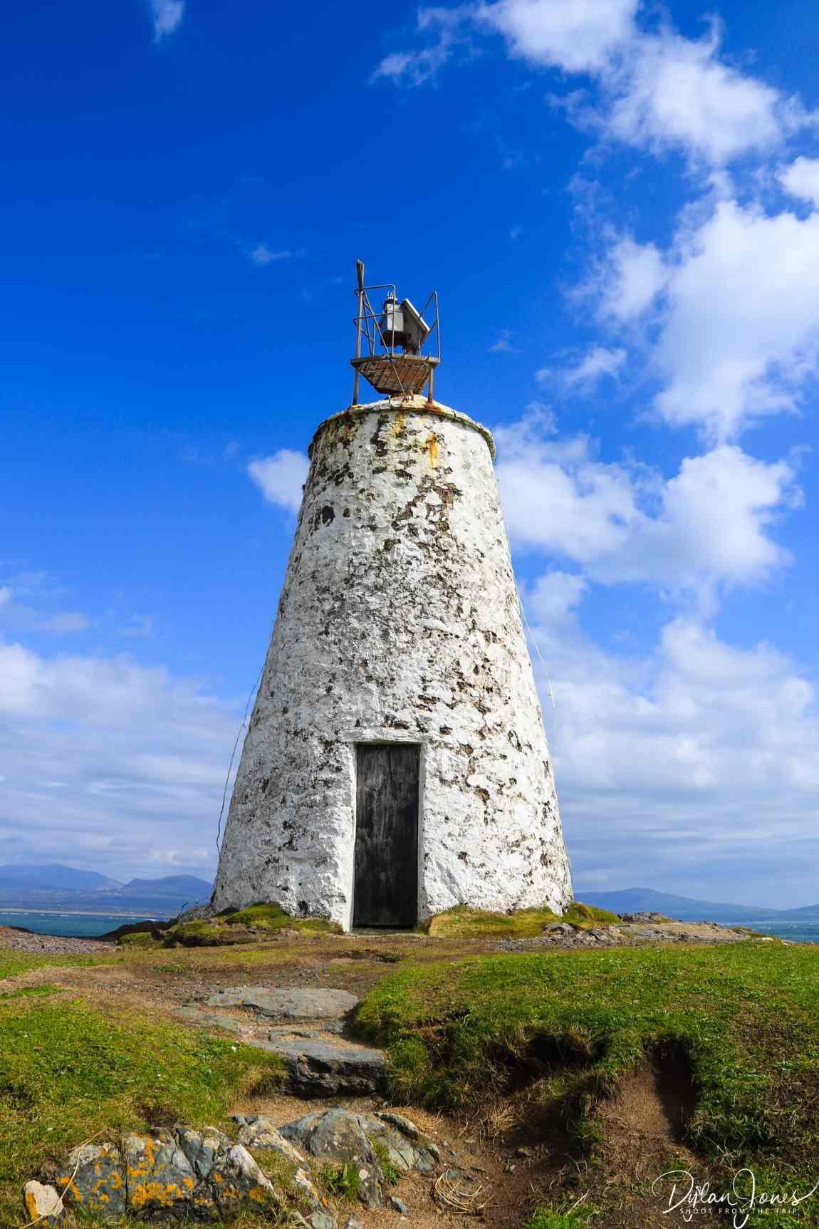 Tŵr Bach Lighthouse on Llanddwyn Island, Wales