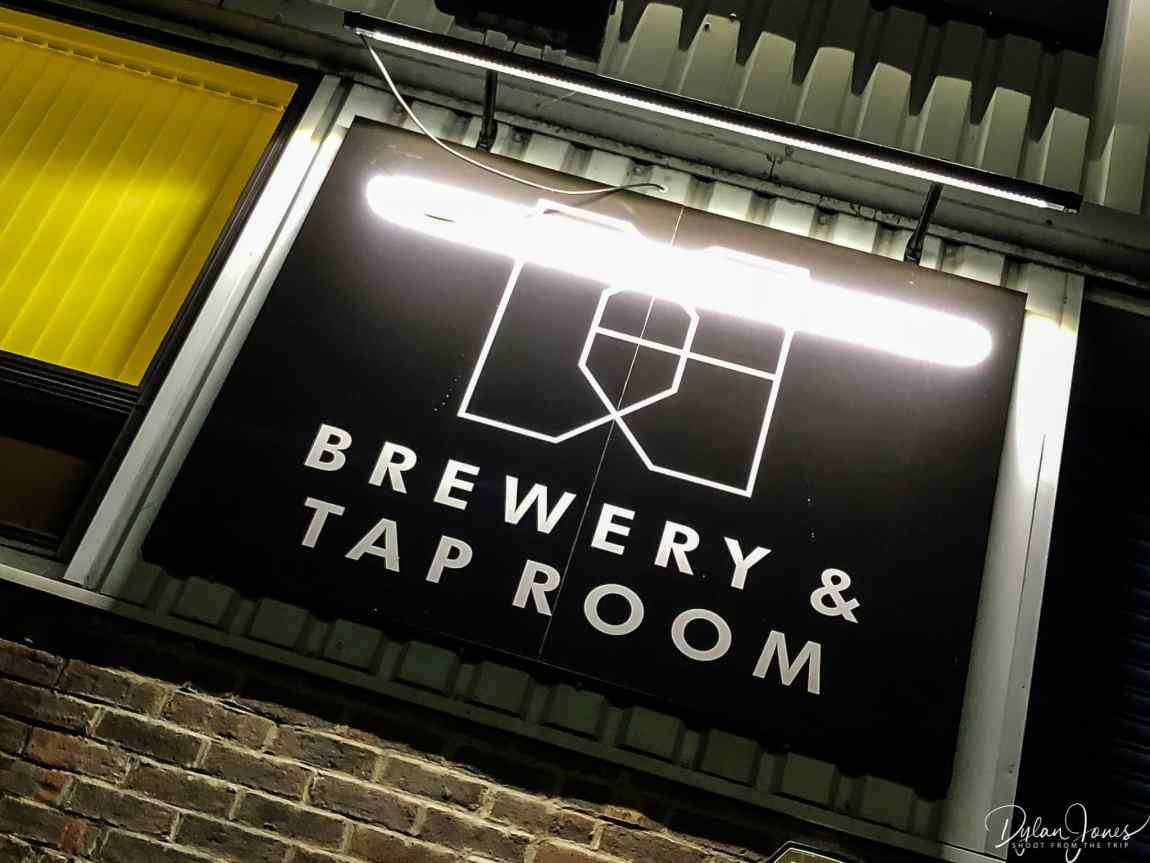 Double-Barrelled Brewery Tap Room, Berkshire Brewery Tours