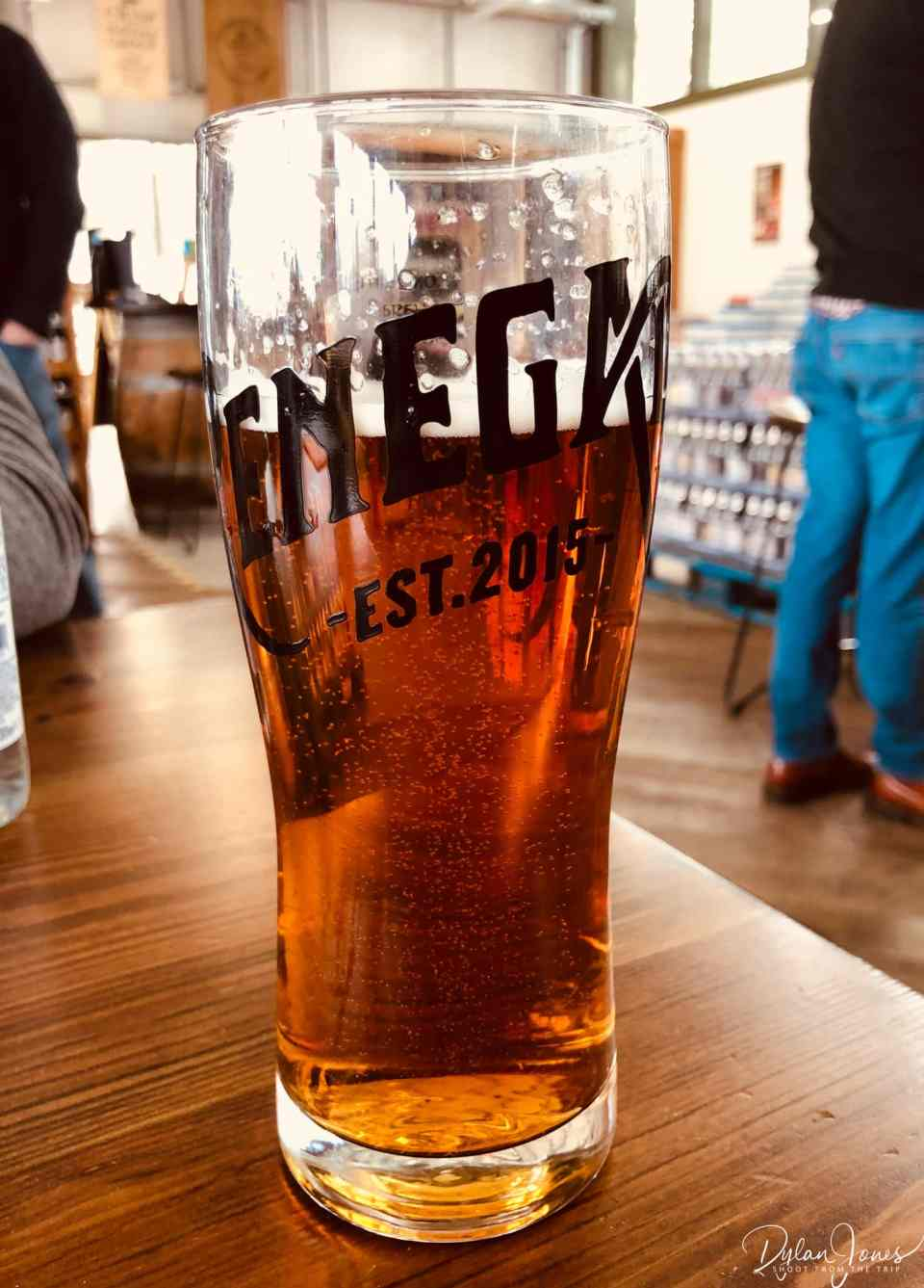 Vienna Lager from the Renegade range at West Berkshire Brewery