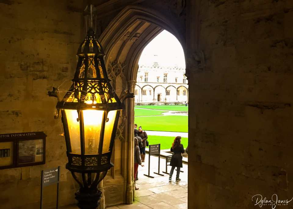 Exploring Christchurch College