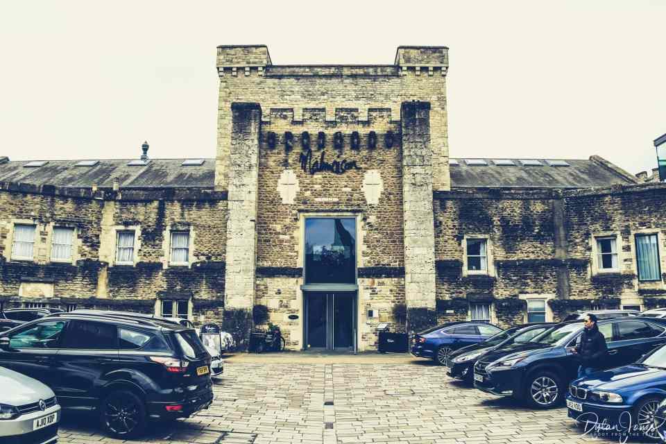 Malmaison Oxford exterior