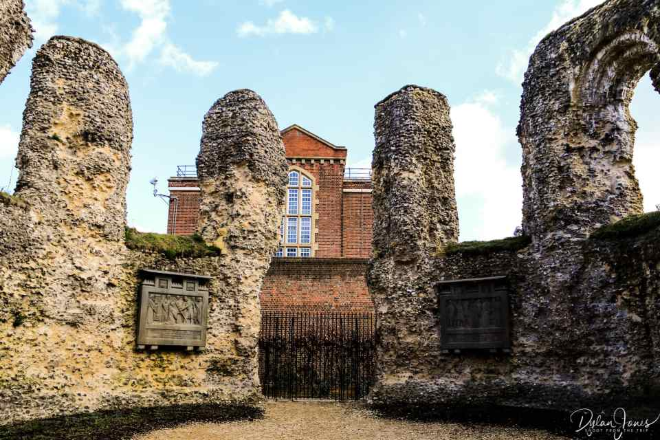 Reading Abbey and Reading Gaol