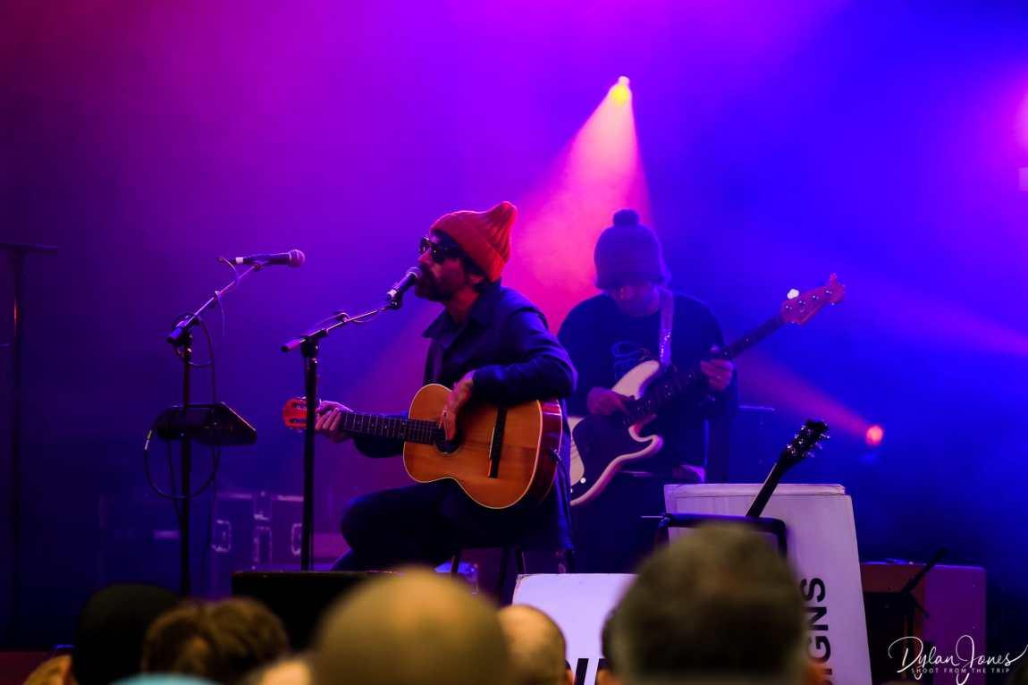 Gruff Rhys at Deer Shed Festival 10