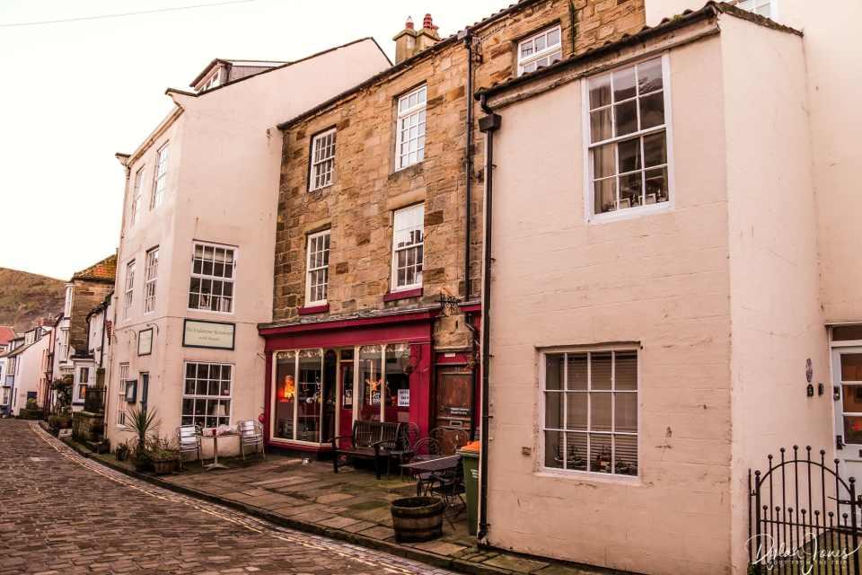 Restaurant and Tea Room on High Street, Staithes