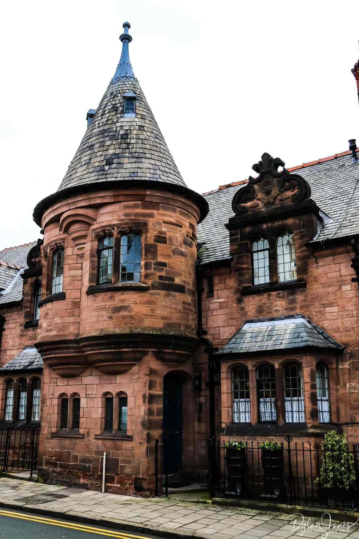 Stunning architecture in Chester