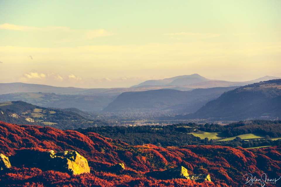 Simple North Wales walks with epic views near Conwy and Llandudno
