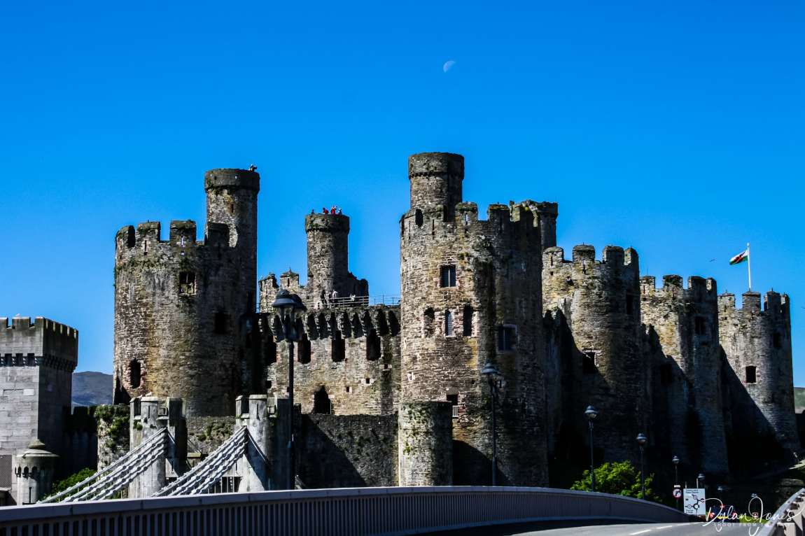 Things to do in conwy - a view of Conwy Castle