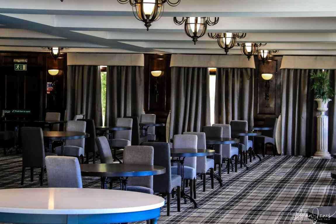 Burlington's Restaurant at Beech Hill Hotel & Spa