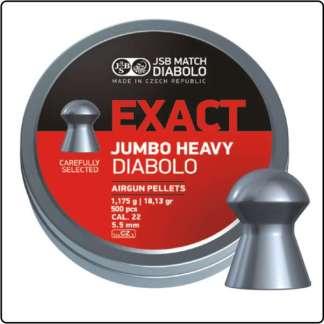 JSB Exact Jumbo Heavy