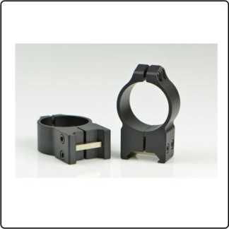 Warne Ring 25mm Low weaver matte