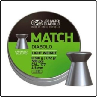 JSB Match Diablo Light Weight_
