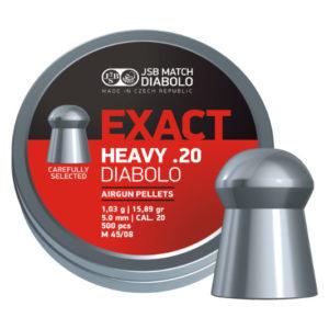 JSB Exact Jumbo Heavy .20 15.89gr