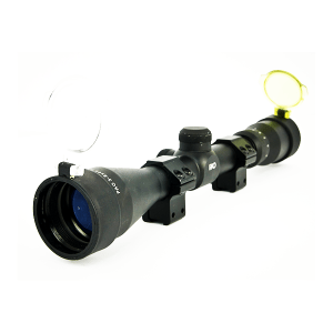 PAO-PROFESSIONAL AIRGUN OPTICS - 3-9 x 40 RIFLE SCOPE