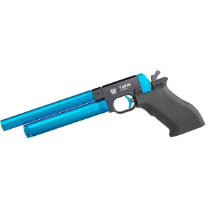 AirForceOne Taichi CO2 pistol Blue.NA copy