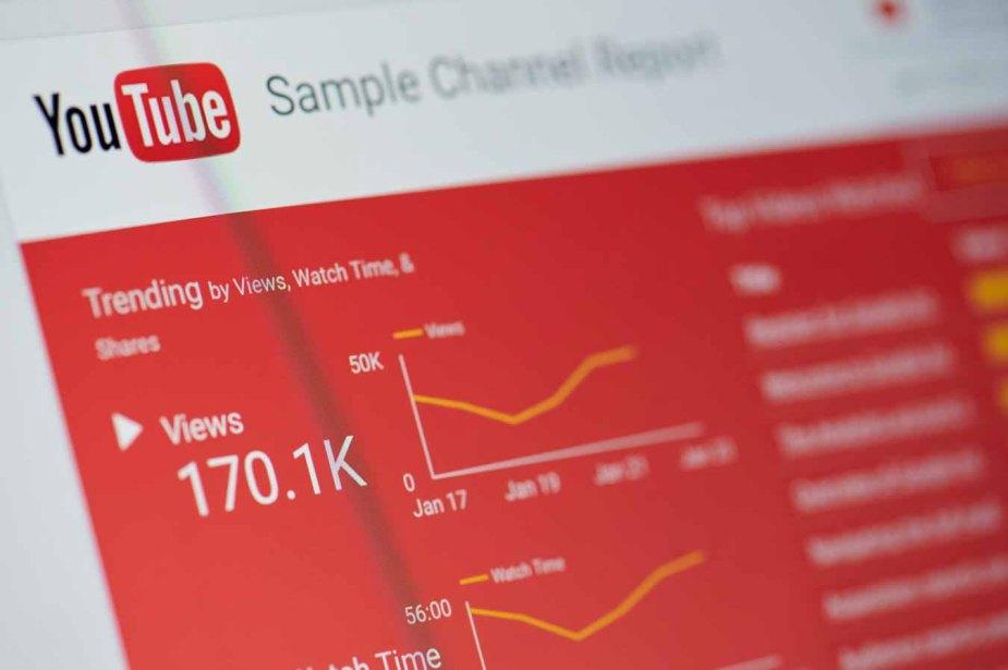 Specialista per inserzioni sulla rete di Youtube e analisi dei dati