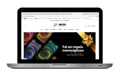 grafico web designer - sito internet e-commerce