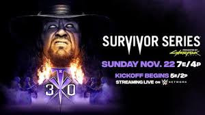 The Survivor Series Preview: Can McIntyre Tame The Big Dog?
