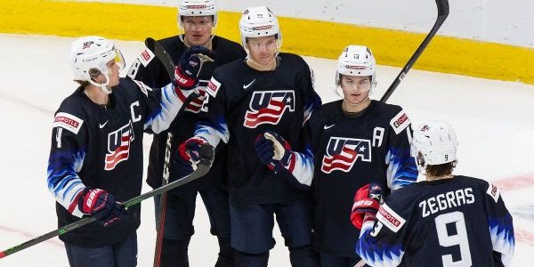 A Chance at Gold and Redemption for Team USA Hockey