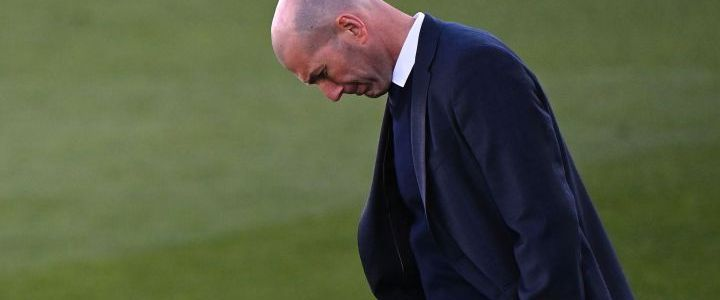 The End of The Zidane Era in Real Madrid