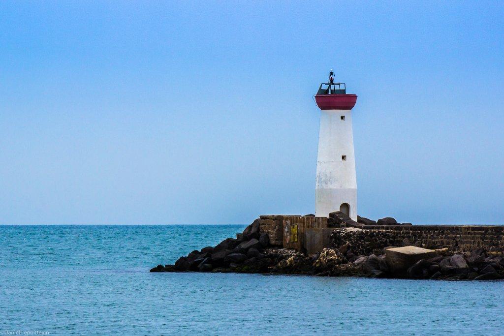 Lighthouse.  Wikimedia Commons.