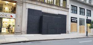 Apple Store on Walnut Street Philadelphia